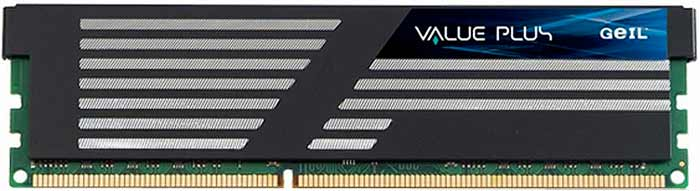 ������ ������ Geil Value Plus GVP38GB1333C9SC DDR3 PC3-10600 8GB