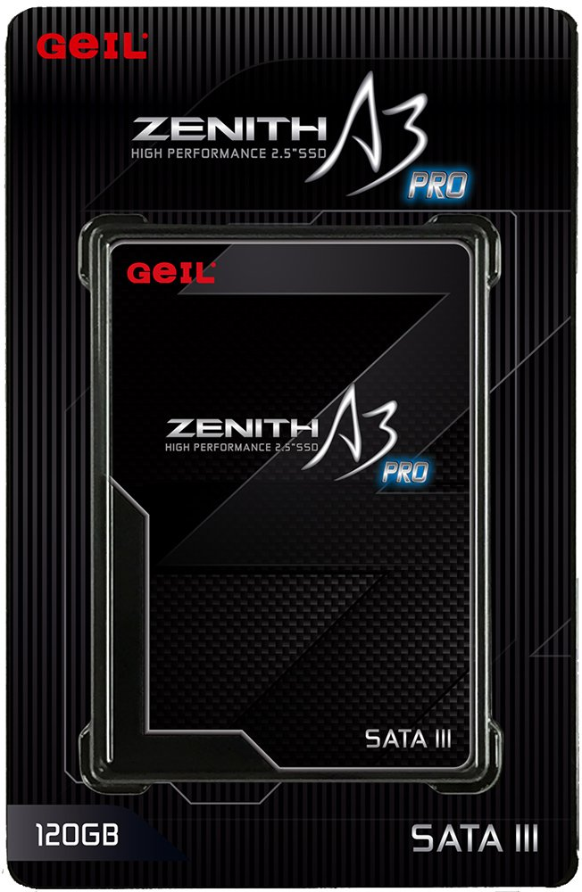 Жесткий диск SSD Geil Zenith A3 Pro Series (GZ25A3P-120G) 120 Gb
