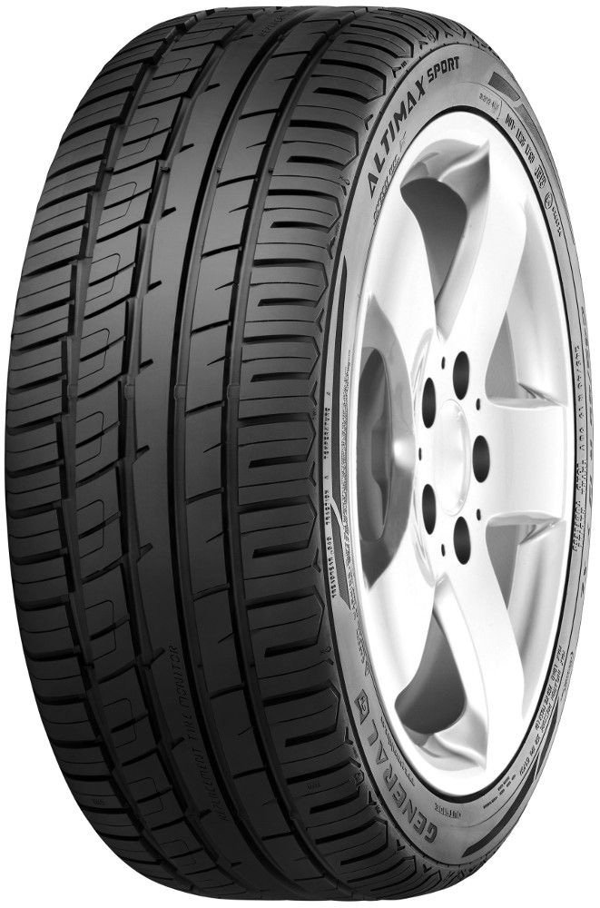 Летняя шина General Tire Altimax Sport 205/40R17 84Y фото