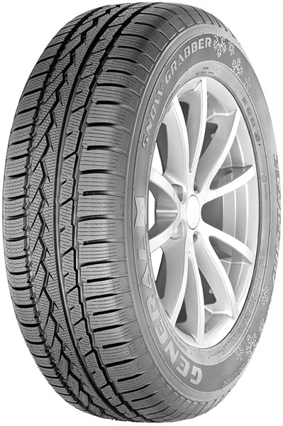 Зимняя шина General Tire Snow Grabber 235/60R18 107H