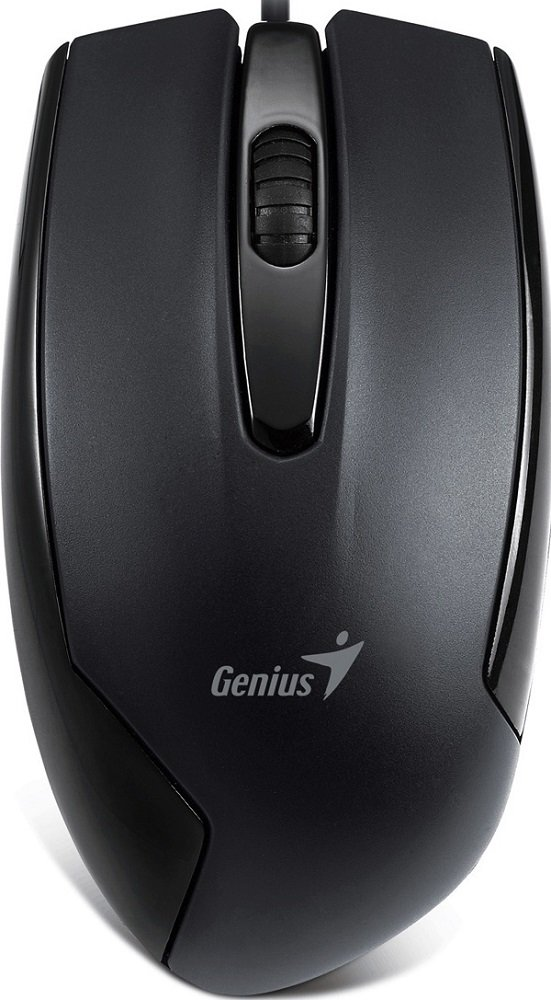 Компьютерная мышь Genius DX-100X Black фото