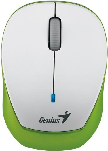 Компьютерная мышь Genius Micro Traveler 9000R Green фото