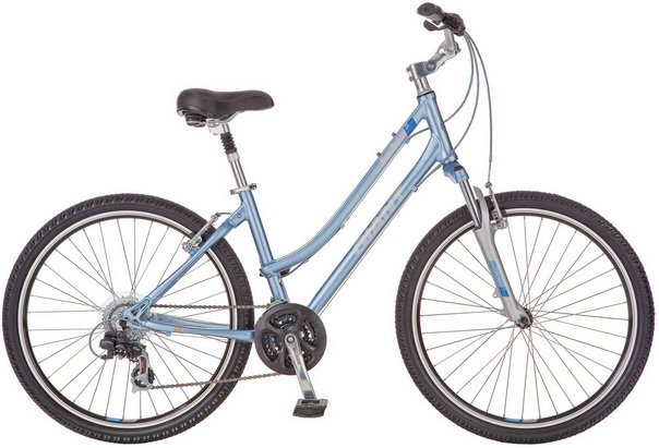 Велосипед Giant Trail Glide 3 Lady