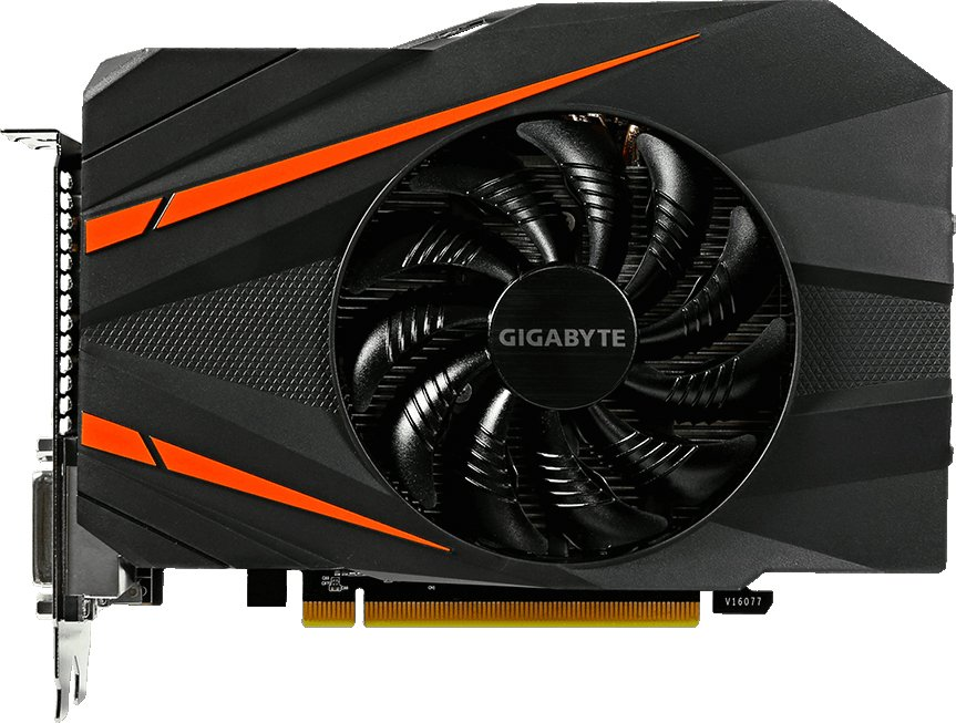 Видеокарта Gigabyte GV-N1060IX-3GD (rev.1.0) GeForce GTX 1060 3Gb GDDR5 192bit фото