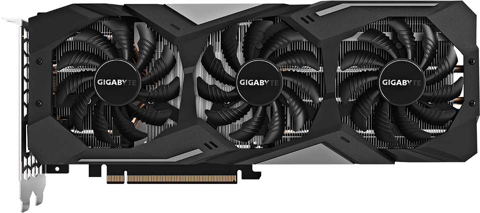 Видеокарта Gigabyte GV-N2070GAMING-8GC GeForce RTX 2070 8Gb GDDR6 256bit фото