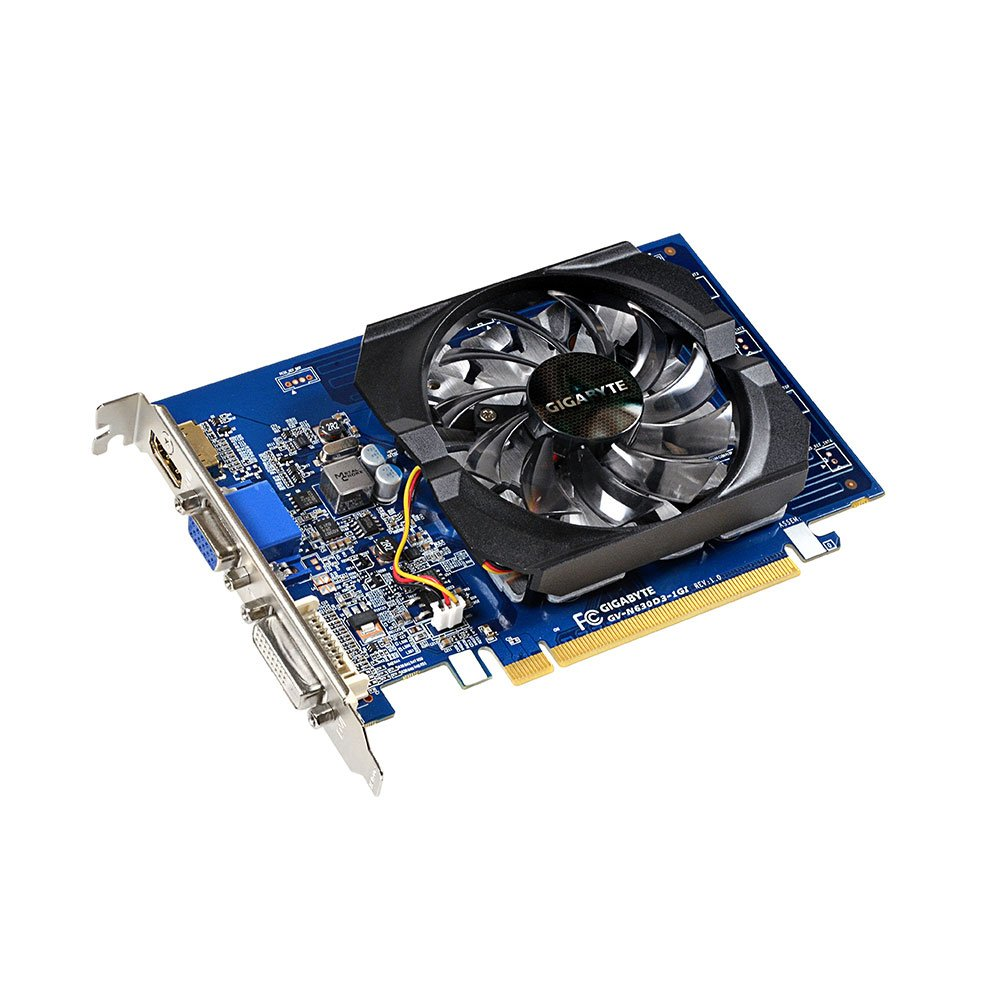 Видеокарта GigaByte GV-N630D3-1GI GeForce GT 630 1GB DDR3 64bit