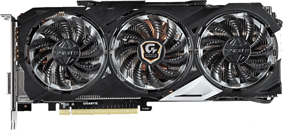 Видеокарта Gigabyte GV-N980XTREME-4GD XTREME GAMING GeForce GTX 980 4Gb GDDR5 256 bit
