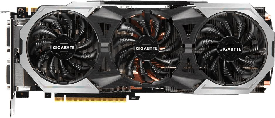 Видеокарта Gigabyte GV-N98TG1 GAMING-6GD GeForce GTX 980 TI 6Gb GDDR5 384 bit