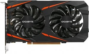 Видеокарта Gigabyte GV-RX550GAMING OC-2GD Radeon RX 550 Gaming OC 2G 2Gb GDDR5 128bit  icon