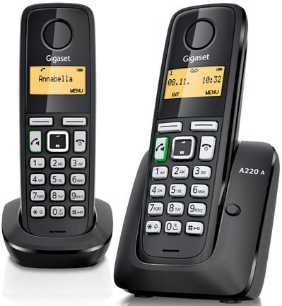 ������������ DECT Gigaset A220A Duo