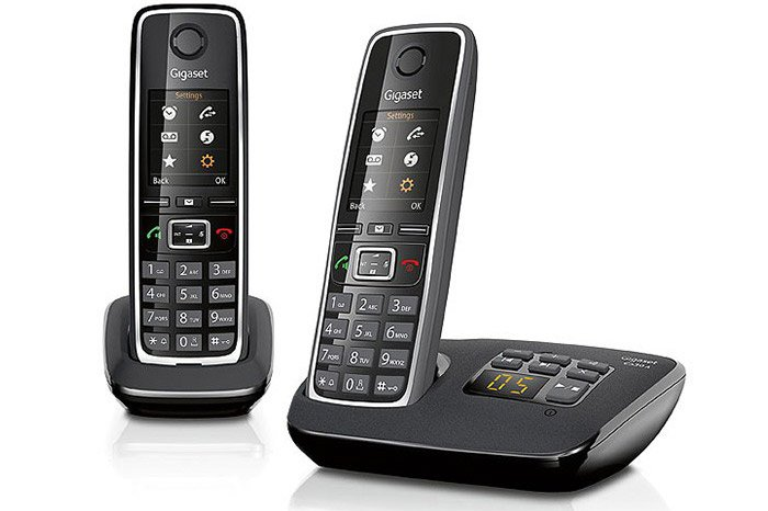 ������������ DECT Gigaset C530A Duo