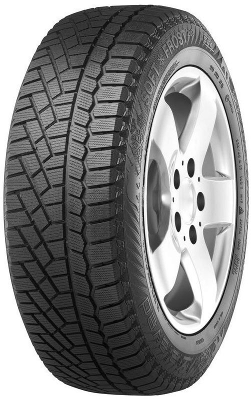 Зимняя шина Gislaved Soft Frost 200 SUV 225/60R17 103T фото