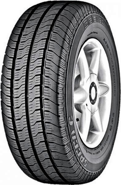 Летняя шина Gislaved Speed C 195/70R15C 104/102R