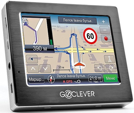 GPS-навигатор GoClever 3584A
