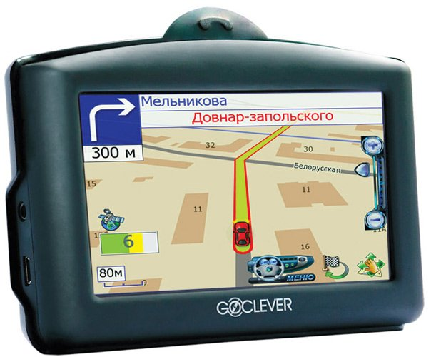GPS-навигатор GoClever 4330A