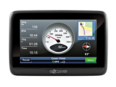 GPS-навигатор GoClever GC-4340 BY