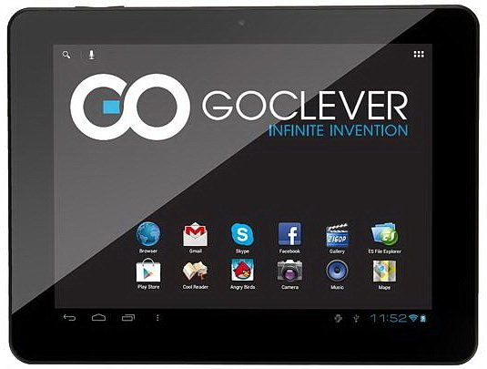 ������� GoClever TAB R974.2