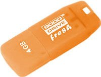 USB-флэш накопитель GoodDrive Fresh Orange 4Gb PD4GH2GRFONR