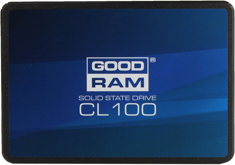 Жесткий диск SSD GOODRAM CL100 (SSDPR-CL100-240) 240GB