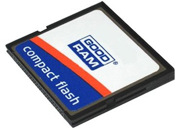 ����� ������ GoodRAM Compact Flash 512 MB High Speed X80 CFC0512X80GR