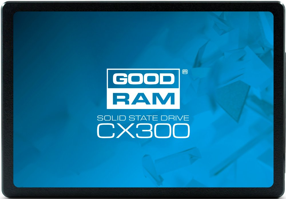 Жесткий диск SSD Goodram CX300 (SSDPR-CX300-120) 120Gb фото