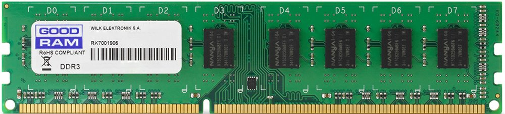 Модуль памяти GoodRam GR1600D364L11/2G DDR3 PC3-12800 2Gb