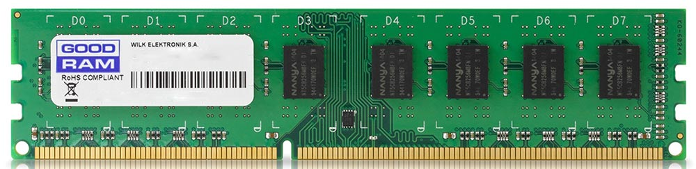 Модуль памяти GoodRam GR1600D364L11/8G DDR3 PC3-12800 8Gb
