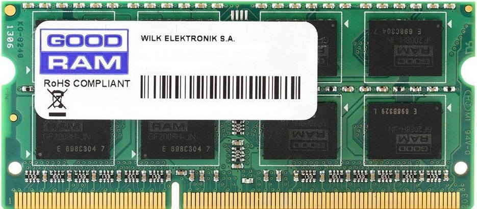 Модуль памяти Goodram GR2133S464L15S/4G DDR4 PC4-17000 4Gb фото
