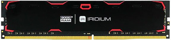 Модуль памяти Goodram Iridium IR-2133D464L15/16G DDR4 PC4-17000 16Gb фото