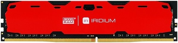 Модуль памяти Goodram Iridium IR-2133D464L15S/8G DDR4 PC4-17000 8Gb фото