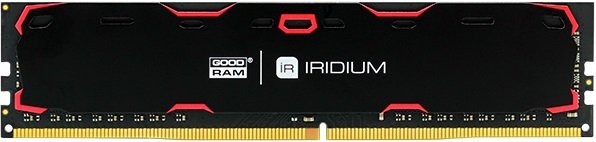 Модуль памяти Goodram Iridium IR-2400D464L17S/8G DDR4 PC4-19200 8Gb фото