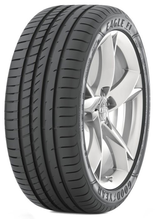 Летняя шина GoodYear Eagle F1 Asymmetric 2 215/45R18 93Y фото