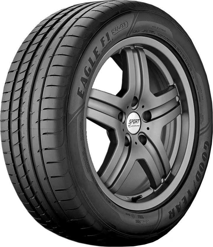 Летняя шина GoodYear Eagle F1 Asymmetric 2 SUV 285/40R21 109Y фото