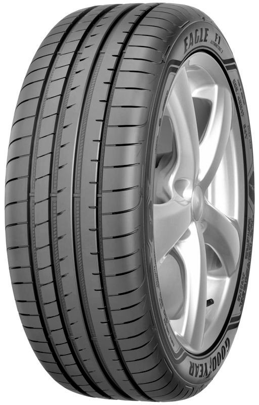 Летняя шина Goodyear Eagle F1 Asymmetric 3 245/45R17 99Y