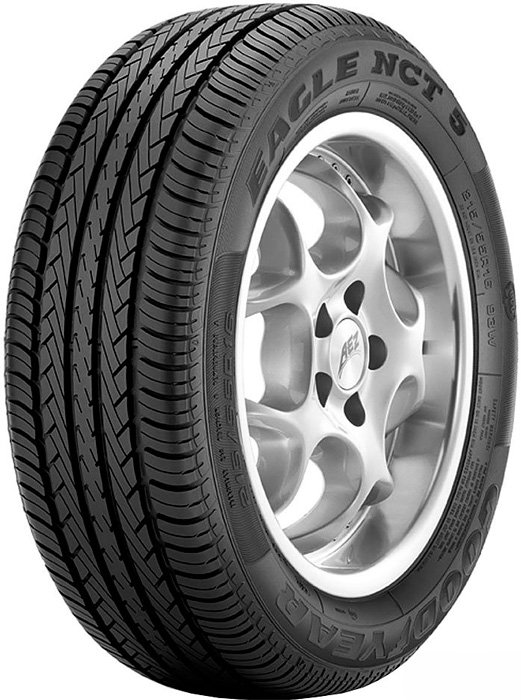 Летняя шина Goodyear Eagle NCT 5 255/50R21 106W