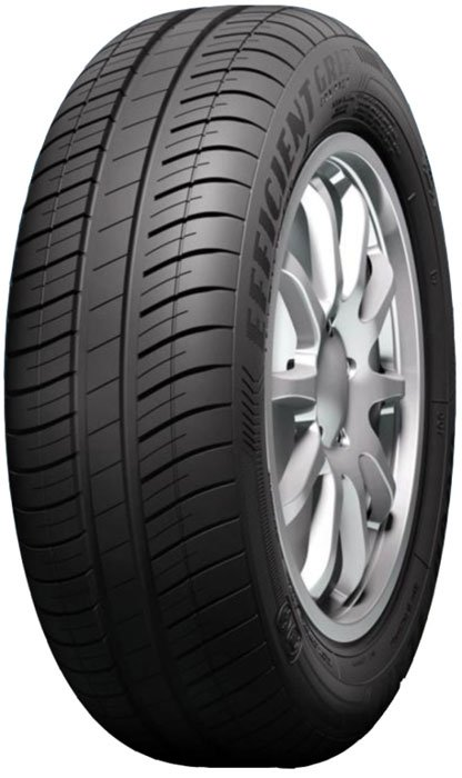 Летняя шина Goodyear EfficientGrip Compact 185/60R15 88T