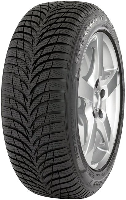 Зимняя шина Goodyear UltraGrip 7+ 185/60R15 84T