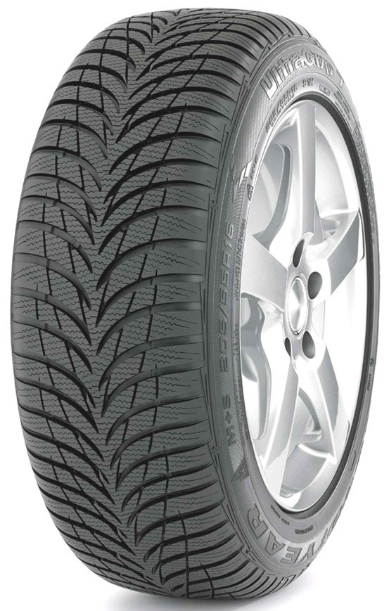 Зимняя шина Goodyear UltraGrip 7+ 195/55R16 87H