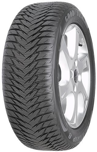Зимняя шина Goodyear UltraGrip 8 195/55R16 87T