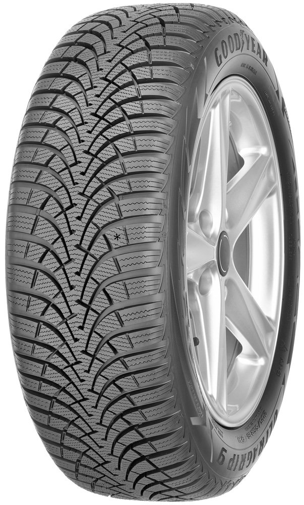 Зимняя шина Goodyear UltraGrip 9 195/60R16 89H