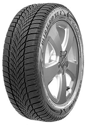 Зимняя шина Goodyear UltraGrip Ice 2 235/55R18 104T фото
