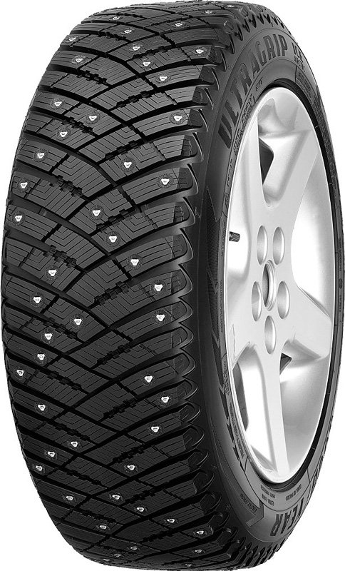 Зимняя шина Goodyear UltraGrip Ice Arctic 235/60R18 107T