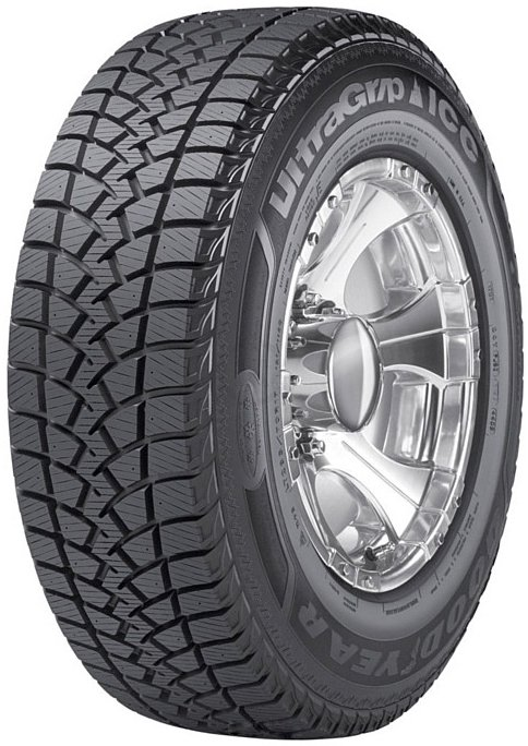 Зимняя шина Goodyear UltraGrip Ice WRT 245/65R17 107S