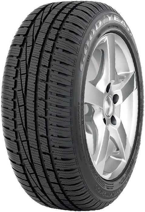 Зимняя шина Goodyear UltraGrip Performance 215/65R16 98H