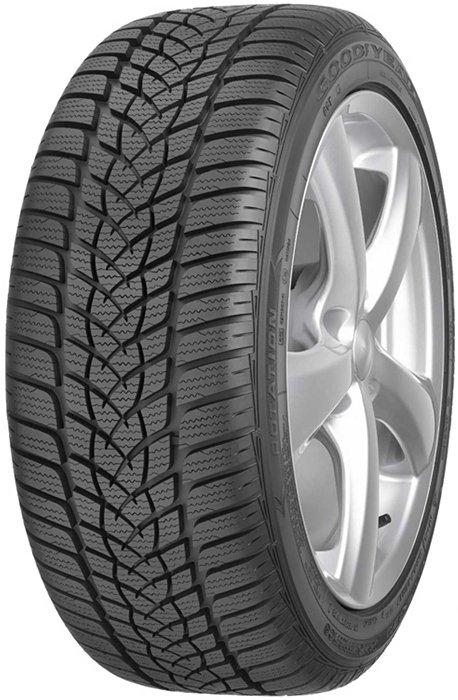 Зимняя шина Goodyear UltraGrip Performance 2 245/55R17 102H