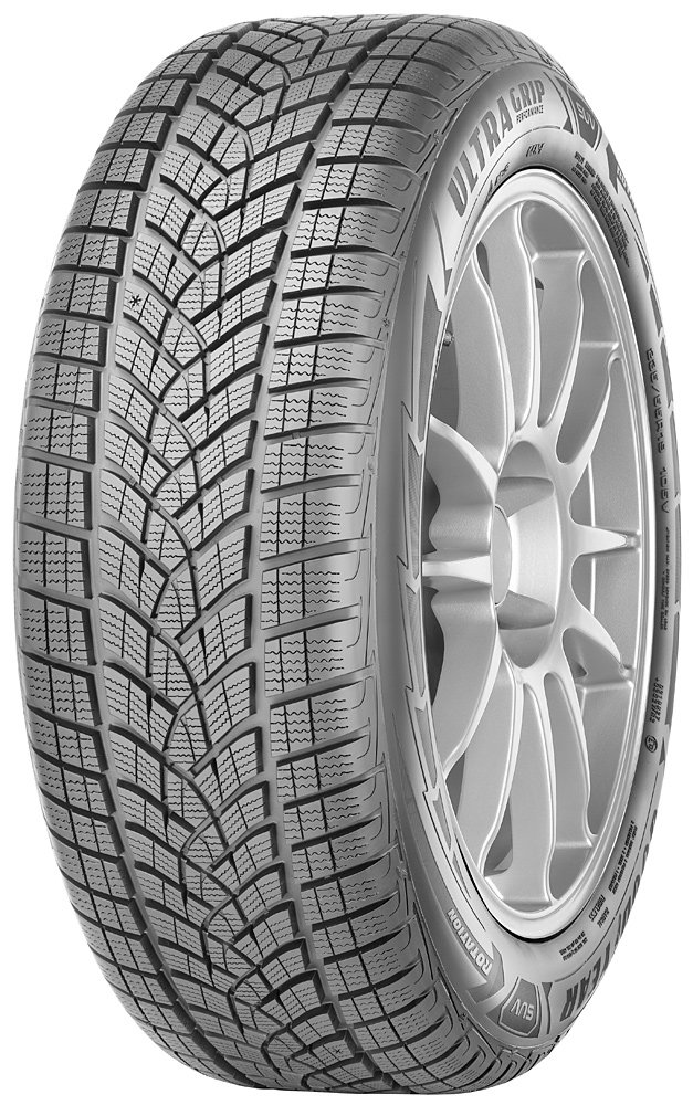 Зимняя шина Goodyear UltraGrip Performance SUV Gen-1 235/60R17 102H