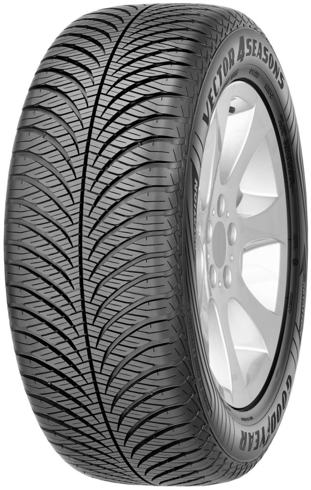 Всесезонная шина Goodyear Vector 4Seasons Gen-2 185/70R14 88T фото