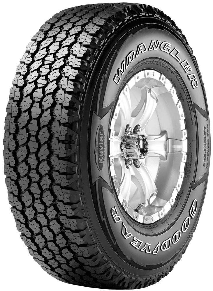 Всесезонная шина Goodyear Wrangler All-Terrain Adventure 265/60R18 110T фото