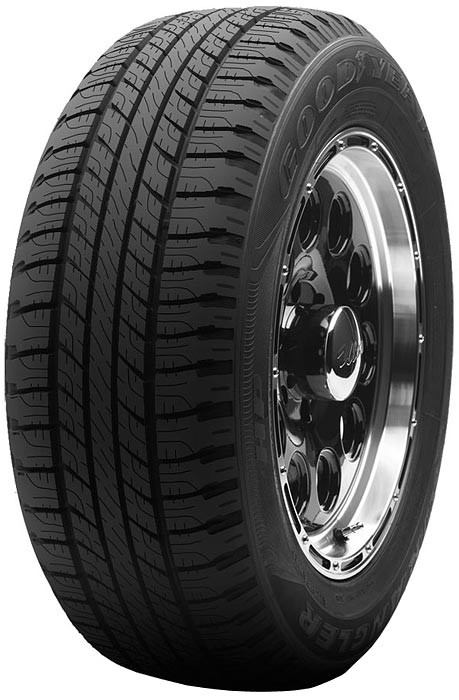 Всесезонная шина Goodyear Wrangler HP All Weather 265/65R17 112H фото