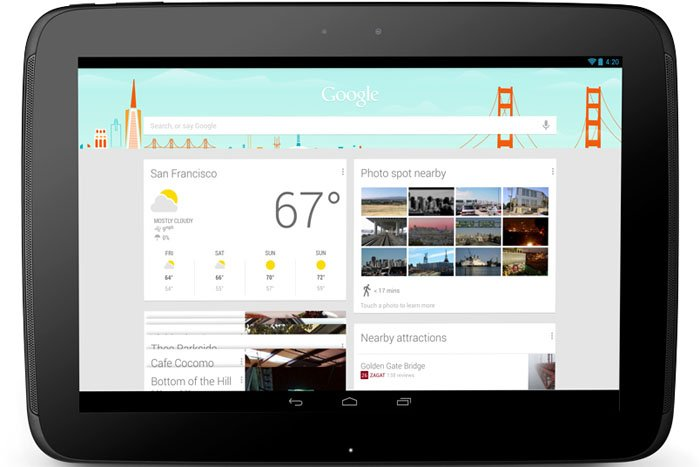 Планшет Google Nexus 10 16GB